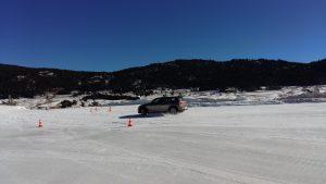 Circuit sur glace La Quillane