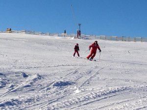 La Quillane pour apprendre le ski