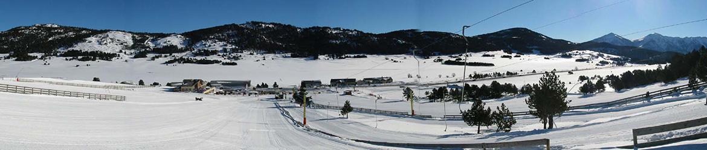 Station de ski La Quillane